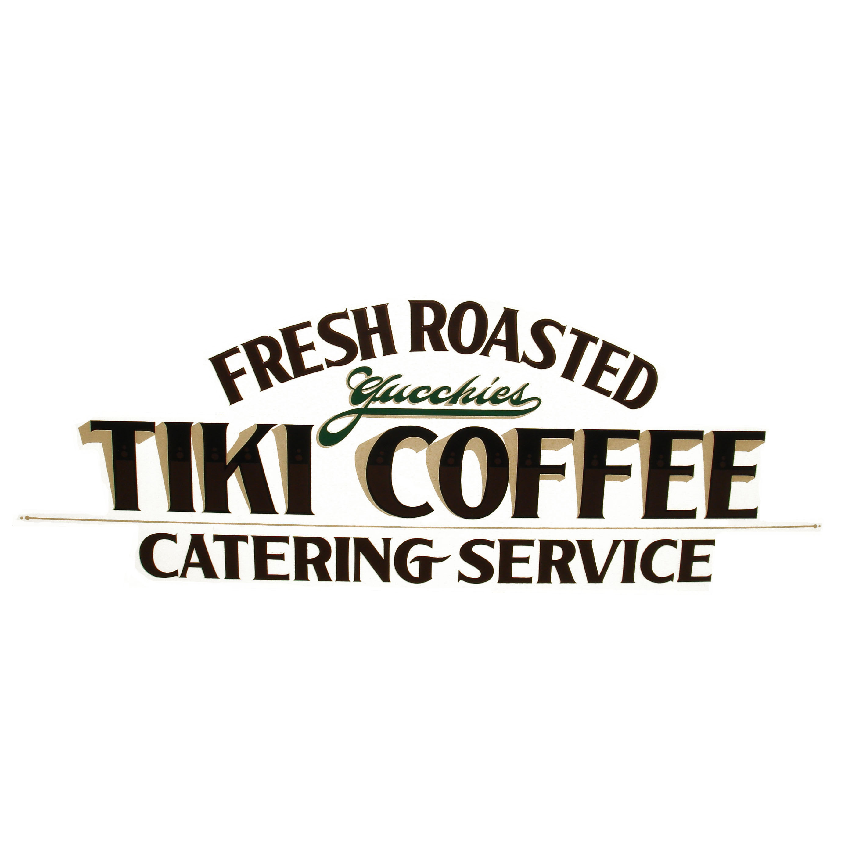 TIKI COFFEE