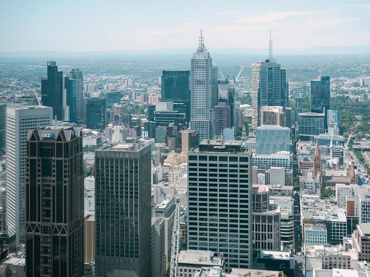 GUEST CITY - MELBOURNE