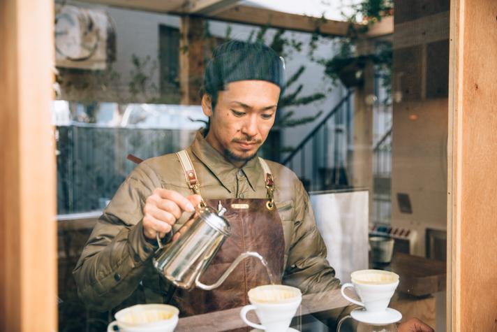 Atsushi Sakao - Onibus Coffee