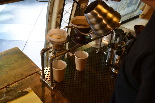 TIKI COFFEE