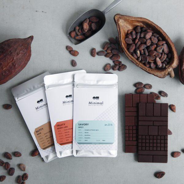 Minimal -Bean to Bar Chocolate-