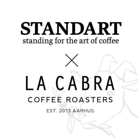 Standart x La Cabra Coffee Roaster